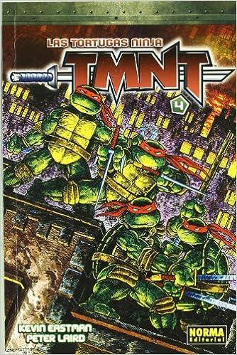 Las tortugas ninja TMNT 4/ Teenage Mutant Ninja Turtles 4 ...