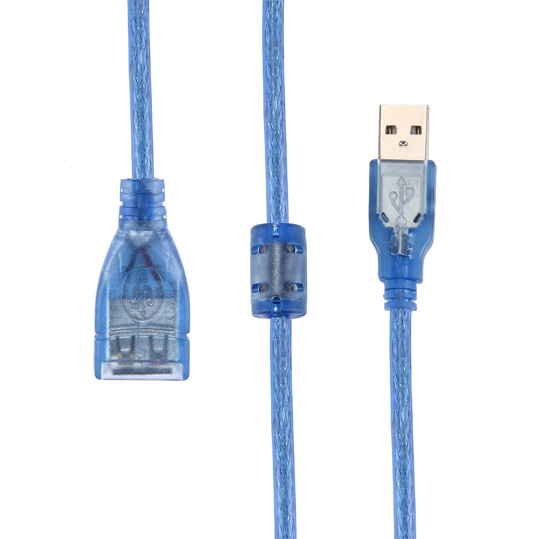 DUANDETAO High Speed Transmission USB 2.0 AM to AF Extension Cable 10m USB Accessories Length