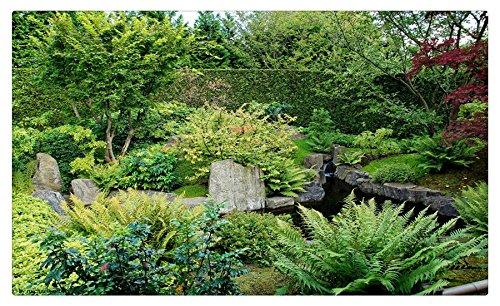 Germany Parks Shrubs Trees Britzer Garten Nature Furniture & Decorations magnet fridge magnets