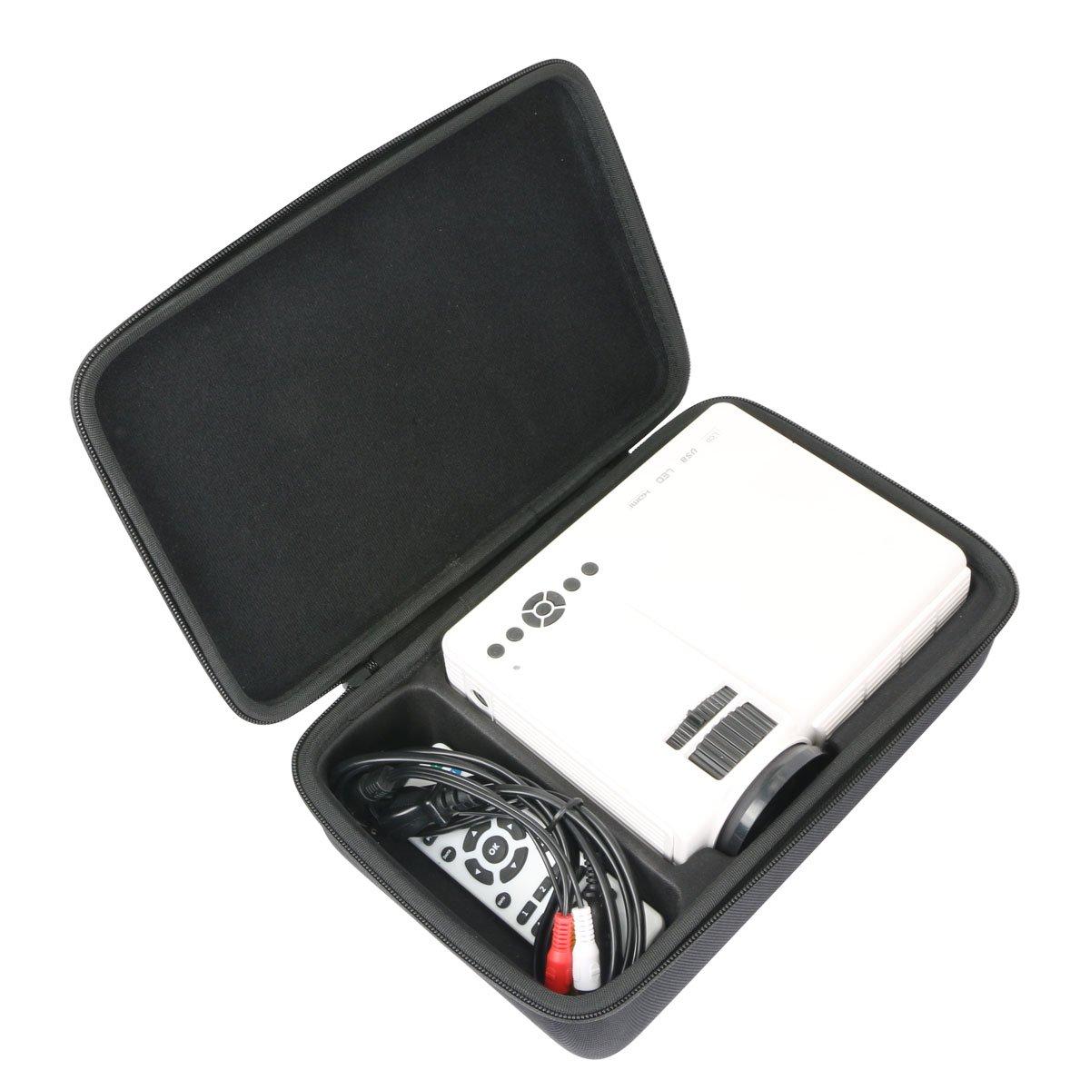 para DBPOWER Proyector portátil LED RD-810 de 1200 lúmenes ...