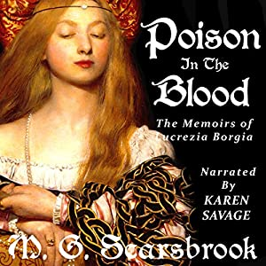 Poison in the Blood Audiobook