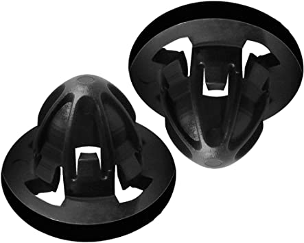 Hoypeyfiy 4X Tail Light Assembly Grommets Fastener Clip Stud Retainer 68084593AA for Dodge Ram Truck