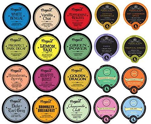 Harney Prospect sampler Varieties Unique
