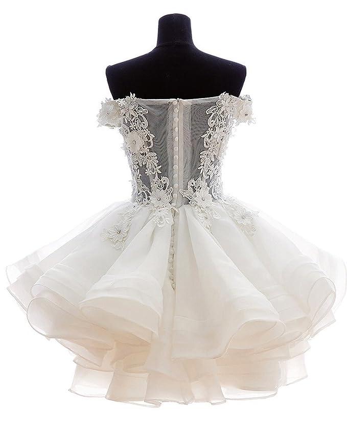 Snowskite Womens Lovely Short Cute Princess Homecoming Prom Dress at ...