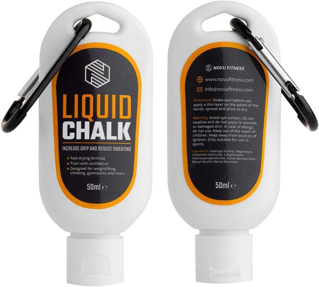 MAGNESIO LÍQUIDO | Liquid Chalk | Manos Libres de Sudor y Agarre ...
