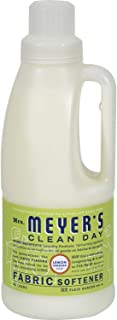 product image for Mrs Meyer's Clean Day Fabric Softener, Pack of 6