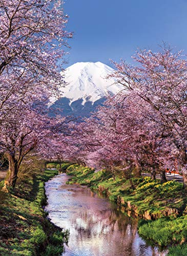 Fuji Mountain, Landscape Jigsaw Puzzle, Collection, 1000 - Mountain Mount Fuji