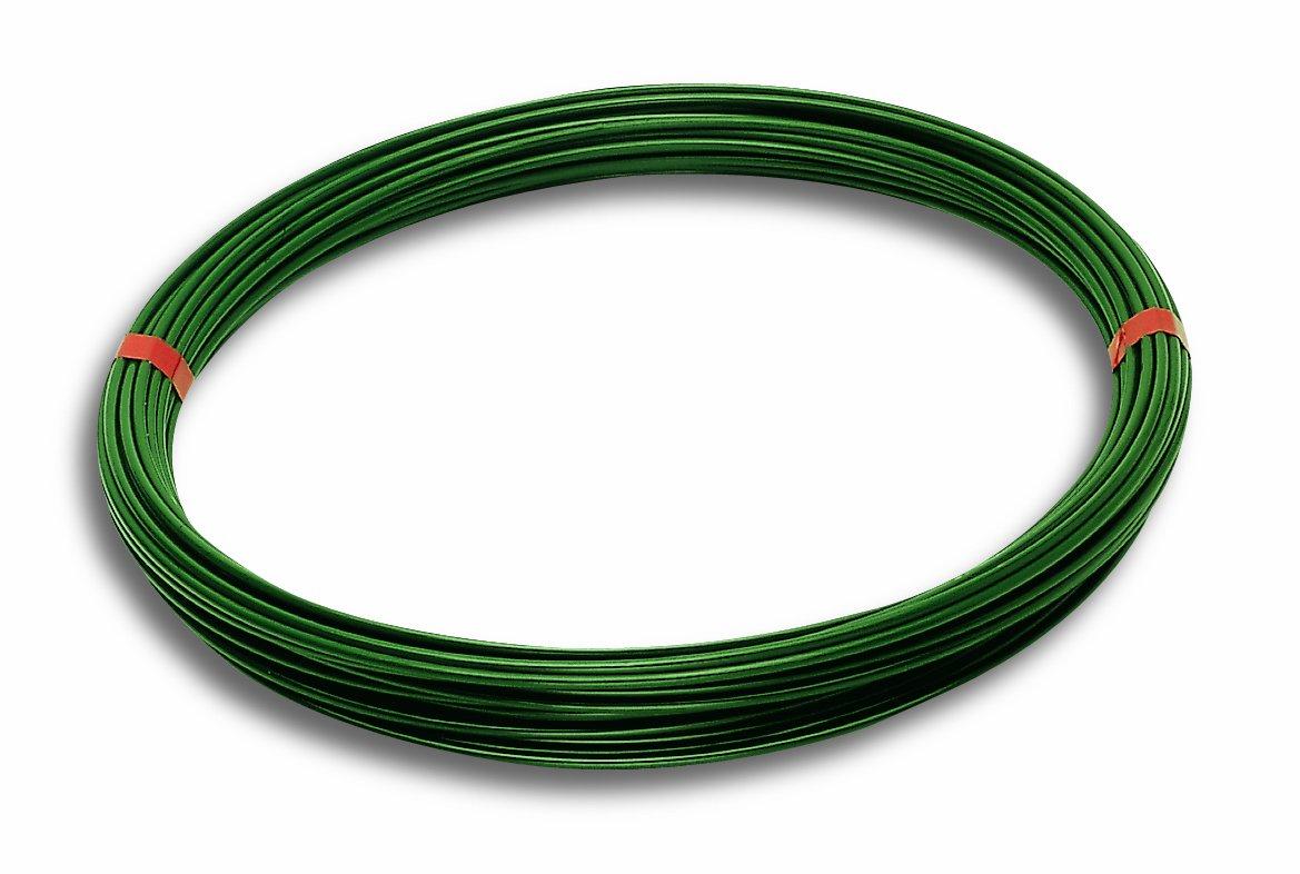 Chapuis FIT20 Fil tension acier plastifie Diamè tre exté rieur 2, 7 mm L 20 m Vert