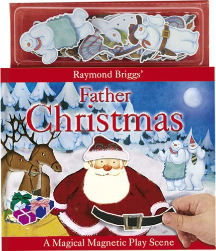 Book cover for Father Christmas
