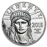 2018 1 oz Platinum American Eagle BU 1 OZ Brilliant Uncirculated