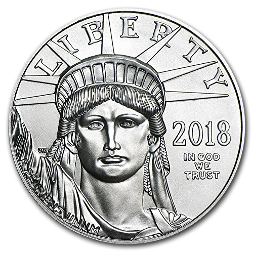 2018 1 oz Platinum American Eagle BU 1 OZ Brilliant Uncirculated ()