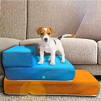 Amazon.com: Pasos de escalera para mascotas, perros, gatos ...