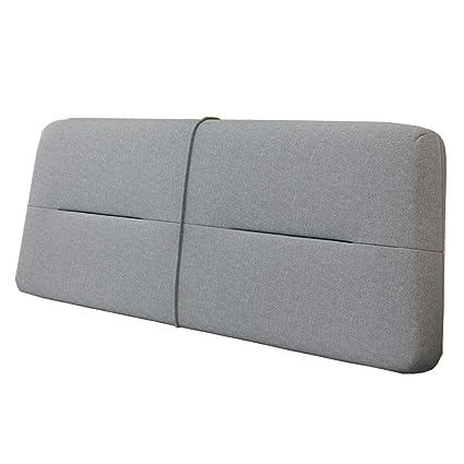 Amazon.com - Headboard Cushion Bed Wedge Backrest Pad ...