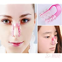 Generic Nose Up Shaping Lifting Bridge Straightening Beauty Nose Clip Diving Massager Face Slim Fitness Facial Clipper