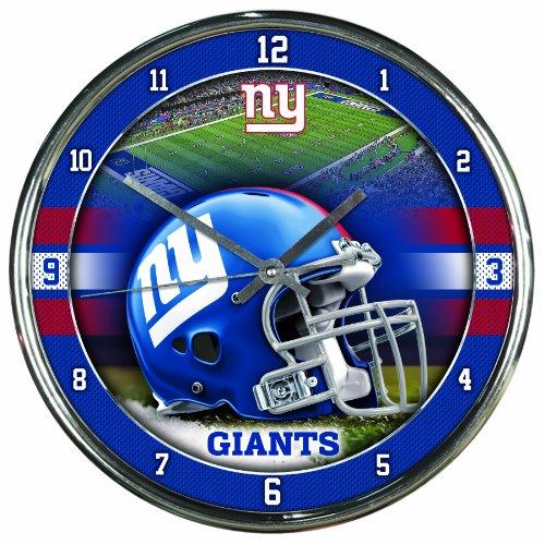 new york giants wall clock - 1