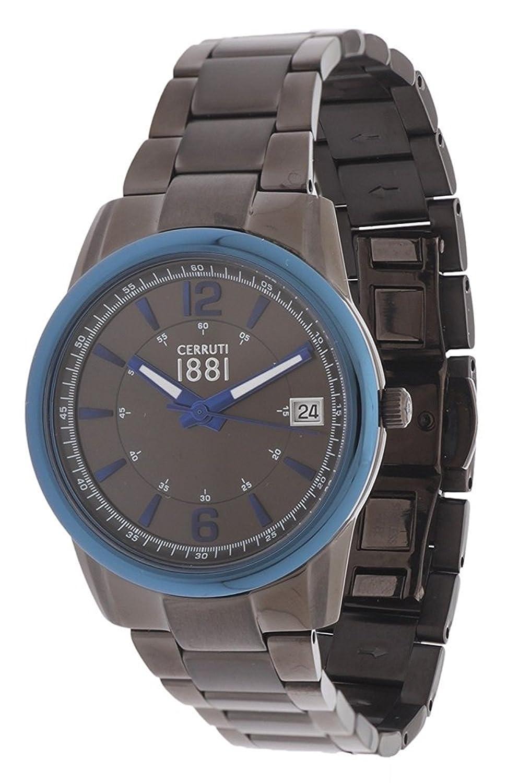 Cerruti Damen Armbanduhr Schwarz CRM103SUBL61MU