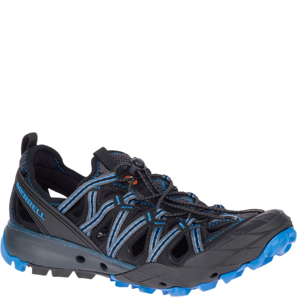 Merrell Choprock Shandal Hiking Shoe - Men's Granite/Blue 7.5