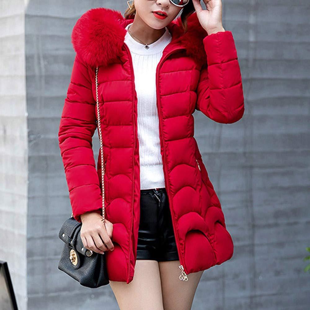 Amazon.com: DICPOLIA Womens Cardigans Military Hooded Warm ...