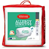 Tontine T7839 All Seasons Allergy Sensitive Quilt,Double