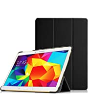 FINTIE Samsung Galaxy Tab S 10.5 Case - Super Thin Lightweight Stand SlimShell Cover with Auto Sleep/Wake Feature for Samsung Galaxy Tab S 10.5 -inch Tablet, Black