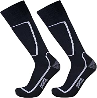 product image for Point6 Medium Weight Ski Sock 2 Pack Adults
