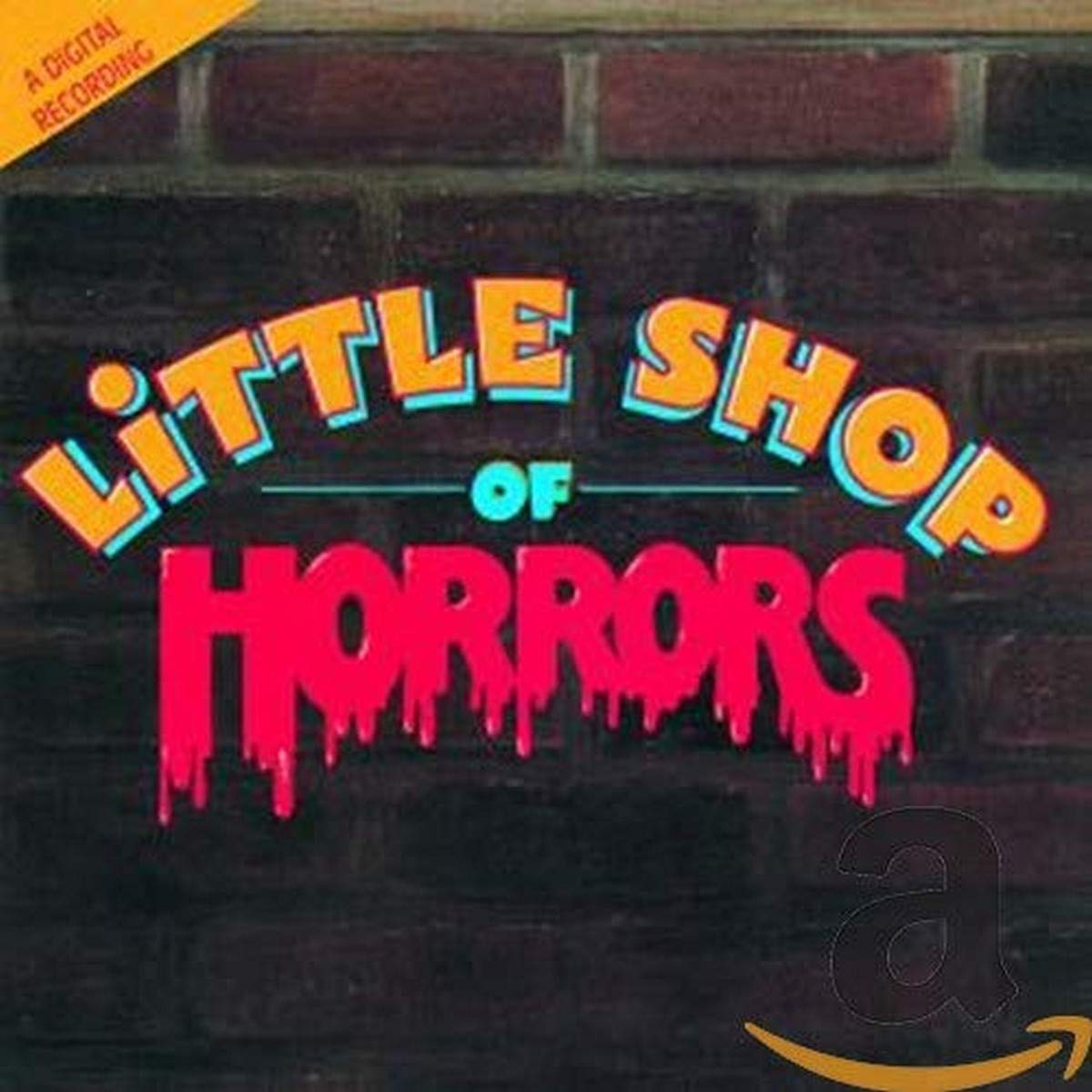 Little Shop Of Horrors Film shopping 1986 High quality new