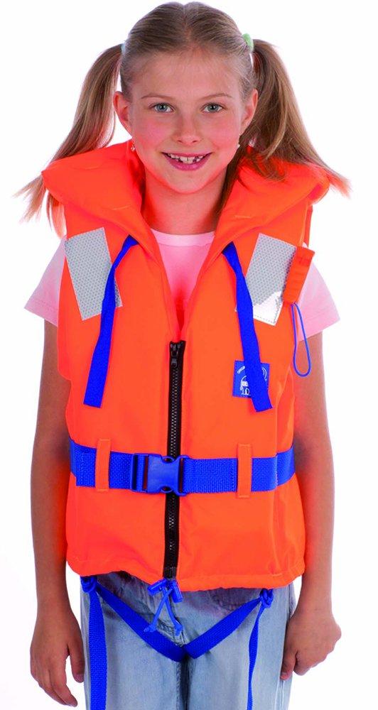 Bema 18037 - Happy People, Rettungsweste, Jugendliche, 30-40 kg, orange