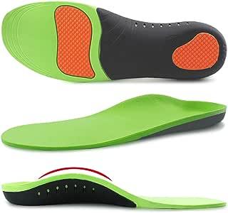 Plantillas Ortopédicas De Gel Silicona Zapatos De Hombre Y Mujer Alivio De Dolor