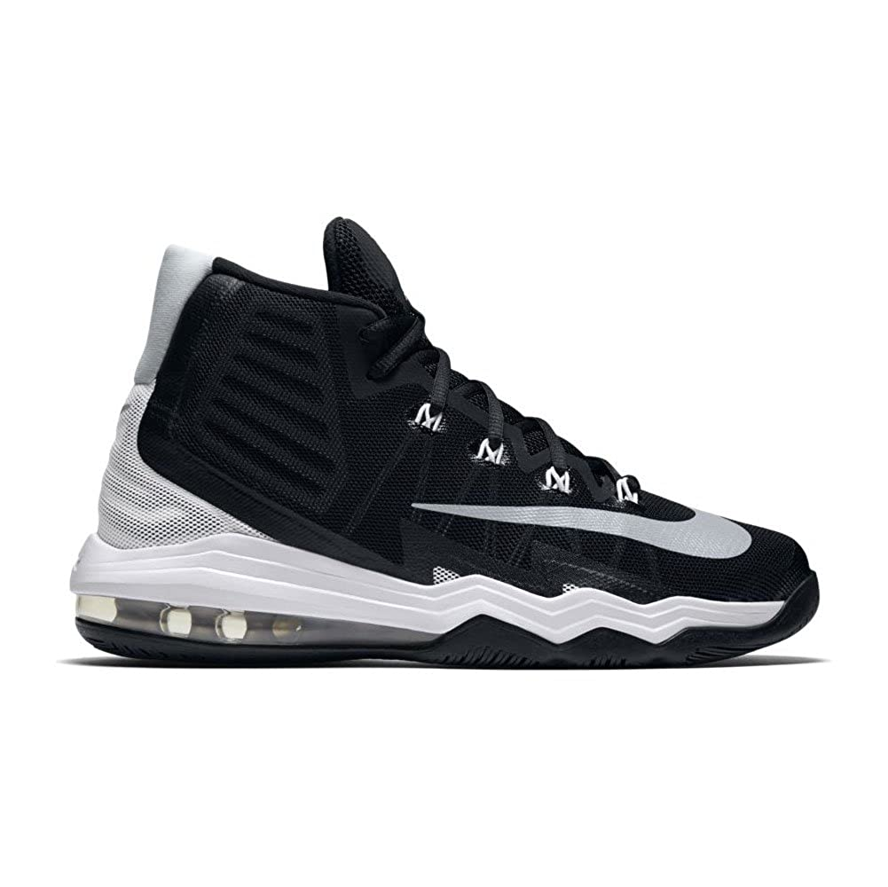 Shop Nike Men's Air Max Audacity 2016 BlackRflct SlverWht