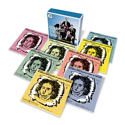 Budapest String Quartet - The Complete Beethoven Quartets
