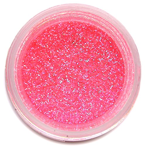 Hot Pink Cake - Hot Pink Disco Glitter Dust, 5 gram container