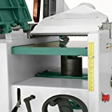 Grizzly G0634Z Planer/Jointer with Spiral Cutter