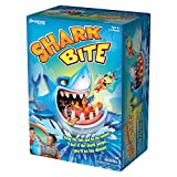 Get ready to have a REEL-y good time when you play Shark Bite! Place the fun and colorful sea creatures into the game unit with a snap, and grab your friends to start playing. Players take turns rolling the die and fishing for the sea creatur...