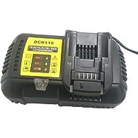 DCB118 para Dewalt 10.8V 12V 14.4V 18V cargador