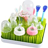 Kalinco Drying Rack Grass for Baby Bottle, Infant Dishes and Accessories, Prevent Bacteria and BPA Free.
