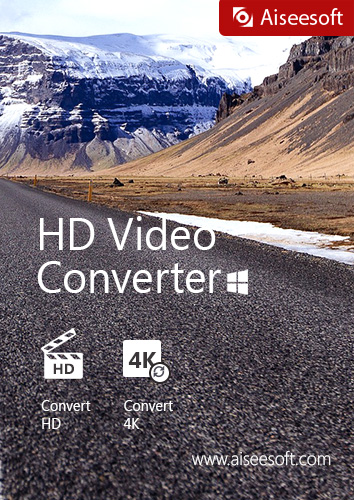 Aiseesoft HD Video Converter - The best HD/4K video converter to convert AVCHD (MTS/ M2TS), H.264/AVC, H.265/HEVC, DivX and more video/audio files [Download] (H.264 Pc)