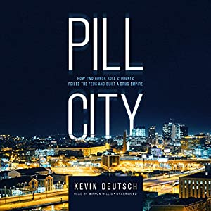 Pill City Audiobook