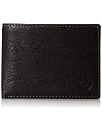 Timberland Men's Cavalieri Wallet with Pass Case