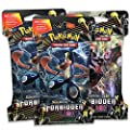 Pokemon TCG: Sun & Moon Forbidden Light, 3 Blistered Booster Pack Containing 10 Cardsper Pack with Over 130 New Cards to Collect