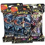 Pokémon Blister Pack Bundle, Forbidden Light