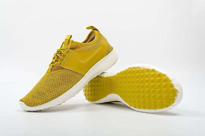 NIKE Juvenate TXT WMNS mujeres zapatilla de deporte amarillo 807423 300, Size:38