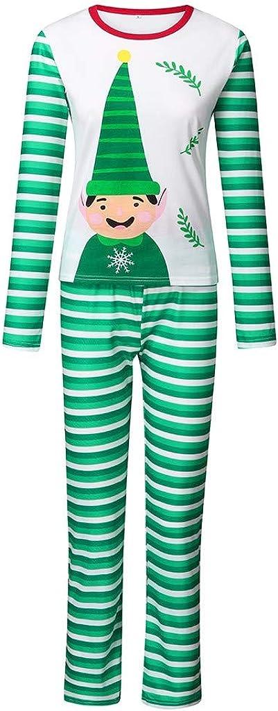 Gran Descuento Pijamas De Navidad Para La Familia Ropa De Dormir Hombre Mujer Nino Nina Bebe
