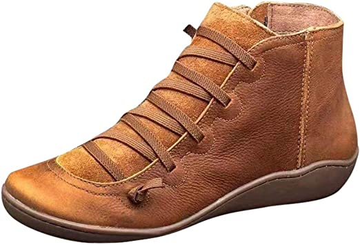Aniywn Arch Support Boots,Women