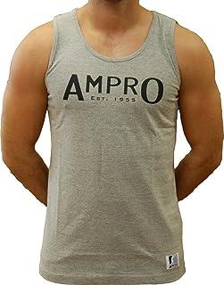 Ampro London Original Vest - Grey