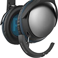 Bolle&Raven Wireless Bluetooth Adapter for Bose QuietComfort 25 Headphones (QC25) Black