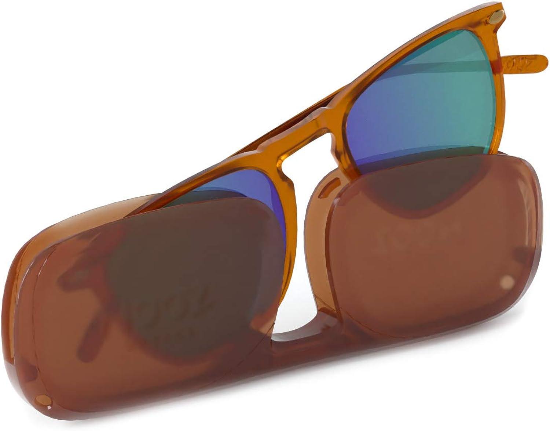 Nooz Gafas de sol polarizadas para hombre y mujer - Protección de categoría 3 - con estuche compacto - Colección DINO