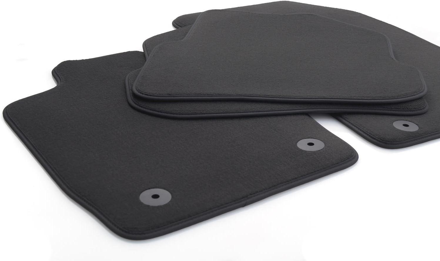 Kh Teile Fußmatten Passend Für Q5 Sq5 Velours Automatten Premium Qualität Anthrazit 4 Teilig Auto