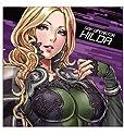 ボーダーブレイク ヒルダクッションカバーの商品画像