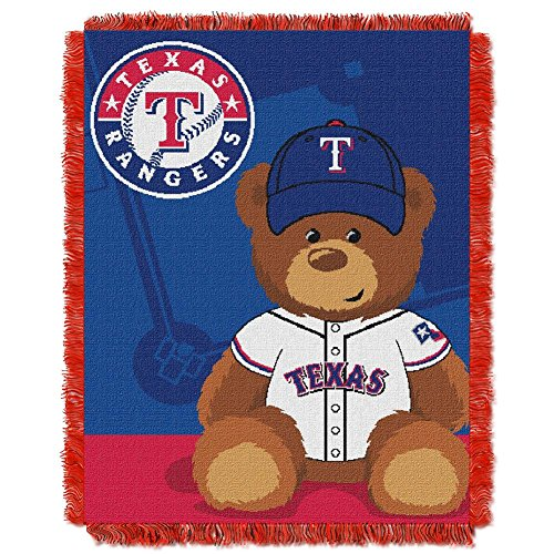 Texas Rangers Bed - Texas Rangers Baby Blanket Bedding Throw 36 x 46