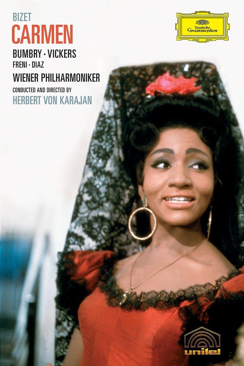 DVD : Olivera Miljakovic - Carmen (DVD)